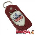 Key ring chain - Vespa Service (Red)