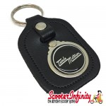 Key ring chain - Tamla Motown (Black, Small)