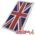 Patch Clothing Sew On - Union Jack (95mm, 52mm)