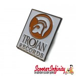 Pin Badge - Trojan Records (Square)