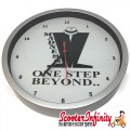 "Wall Clock - Madness ""One Step Beyond"" (220mm Wide)"