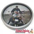 Wall Clock - The Quadrophenia (2nd Version) (220mm Wide)