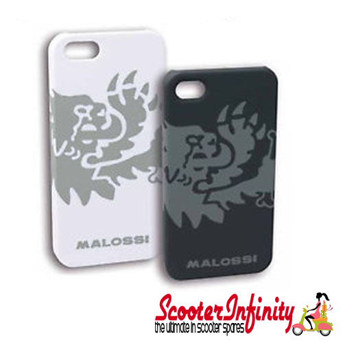 iPhone 4 Case / Cover Malossi (White)