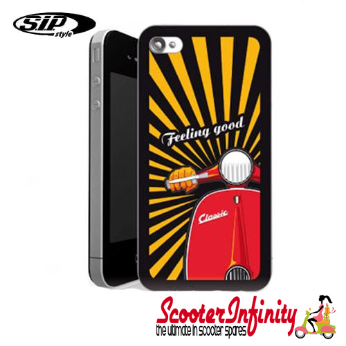 iPhone 4 Case / Cover SIP (Black)