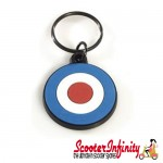 Key ring chain - Mod Target