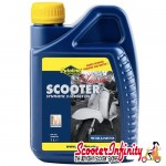 Oil Two Stroke Putoline (Classic Scooter-X) (2 Stroke) 1L *100% Synthetic*