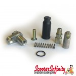 Conversion Kit (Cable / Choke) (Dellorto for PHBH/PHBL carburettor)