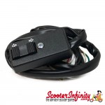 Indicator Switch (without Battery, 6 Wires) (Vespa PX125 E 100050->PX150E 410581 ->/PX200E 137654)