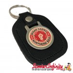 Key ring chain - Northern Soul Wigan Casino (Black)