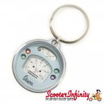 Key ring chain - Vespa PX Speedo (Est. 1946 on rear, see pictures)