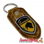 Key ring chain - Scomadi (Retro Leather)