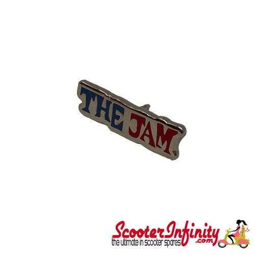 Pin Badge - The Jam