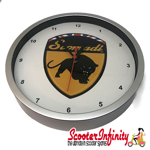 Wall Clock - Scomadi
