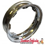 Wheel Rim Lambretta FA Italia 2.10x10 (CHROME) (DL, GP, SX, TV)
