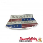 Pin Badge - Innocenti Emblem