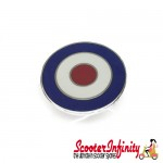 Pin Badge - Mod Target Large
