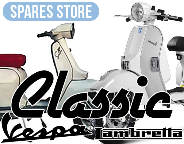 classic vespa scooter spares accessories parts