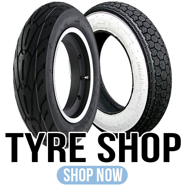 mod scooter scooterist tyre range tubeless rims